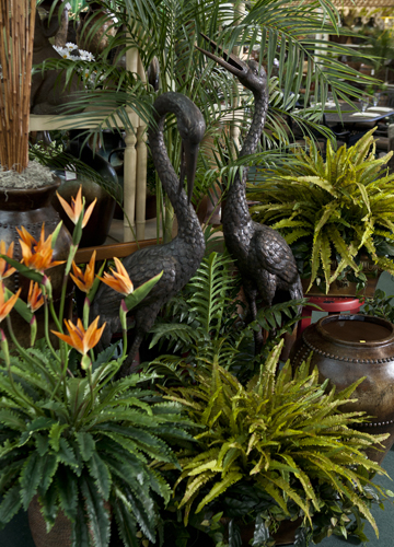 Indoor Amp Outdoor Artificial Plants Amp Pottery In Las Vegas